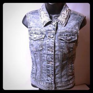 Wax Jean's Beaded Vest